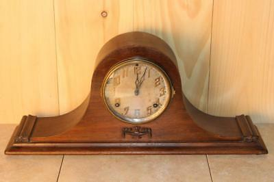 Antique Ingraham 8 Day Chiming Mantle Clock *Good Running Condition*