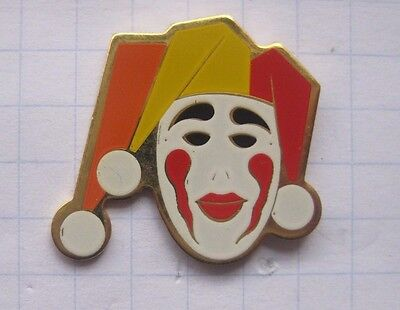 CLOWN  / NARR / SPAßMACHER   ...................... Comic-Pin (144b)