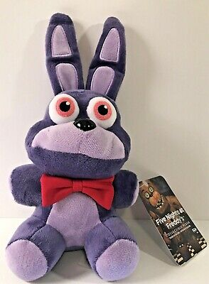 FUNKO Five Nights At Freddy's BONNIE PLUSH TOY AUTHENTIC NEW VAULTED!