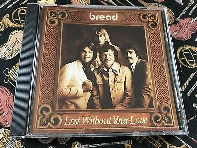 Bread - Lost Without Your Love Cd Like New Rare Wounded Bird 2007 Ships Free
