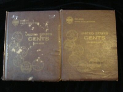 United States of America 1 Cent Almost Full Set Rare 1910S 1911S Lincoln Penny