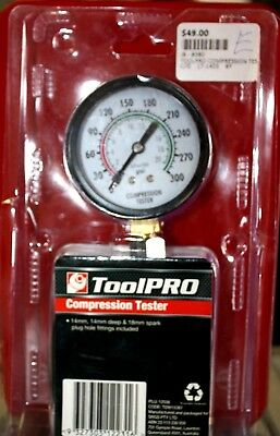 ToolPro Compression Tester #12556