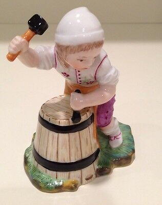 Hochst Figurine Little Cooper Made In Germany New