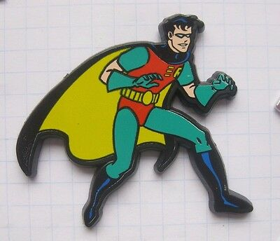 ROBIN / BATMAN. ....................... Film-Comic-Pin (146k)