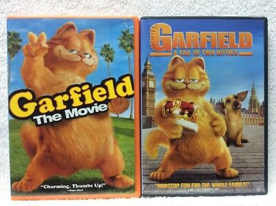 Garfield: The Movie & Garfield: The Tale of Two Kittens DVD Breckin Meyer