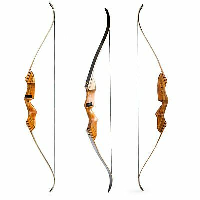 """KESHES Takedown Recurve Bow, 60"""" Archery Hunting Bow 40-60LB. RIGHT & LEFT HAND"""