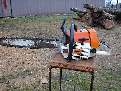 Stihl 034 Super/036 chainsaw  Making 200 psi, ready to work   Free Shipping