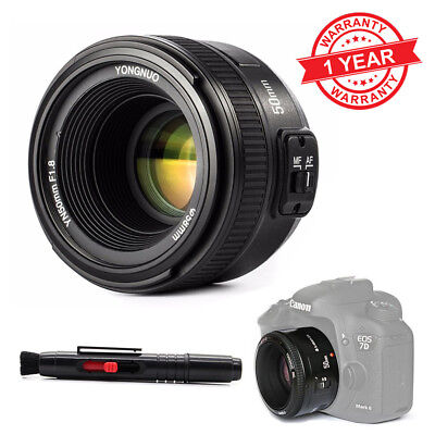 Yongnuo YN50mm F1.8 Large Aperture MFAF Auto Focus Lens For Nikon Camera DSLR