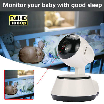 Wireless WIFI HD 1080P IP Camera Outdoor Home Security NightVision Video Webcam.