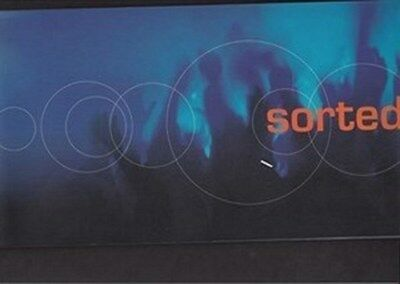Presseheft : Sorted - Sienna Guillory, Tim Curry, Jason Donovan