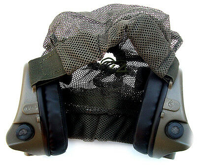 Russian army Spetsnaz 6M2 Headset system with active hearing GSSH-01