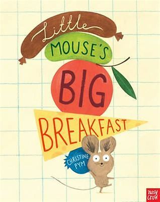 Little Mouse's Big Breakfast by Christine Pym - Paperback - NEW - Book