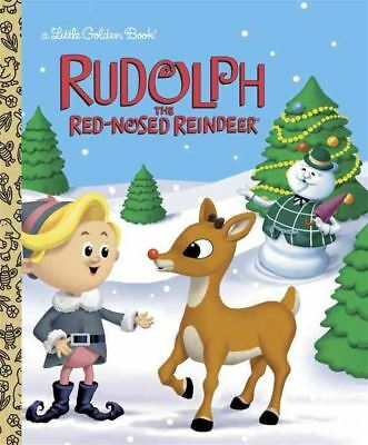 LGB Rudolph The Red-Nosed Reindeer by Golden Books - Hardback - NEW - Book