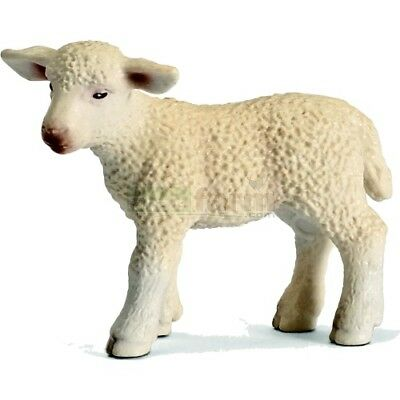 New Schleich 13285 Lamb Standing New Discontinued Stock
