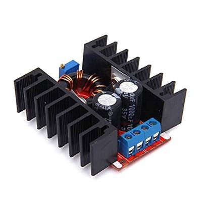 150W Boost Converter DC 10-32V to 12-35V Step Up Voltage Charger Booster Module