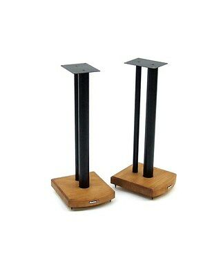 Atacama MOSECO 6 Speaker Stands (Pair) 600mm - Medium Bamboo