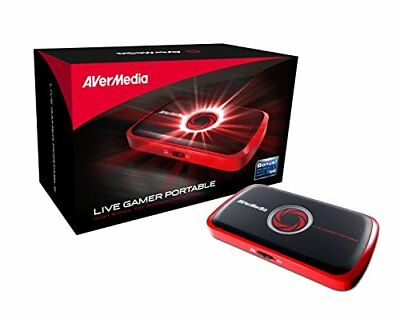 AVerMedia Live Gamer Portable Full HD 1080p Recording Without PC Directly to ...
