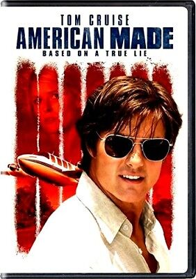 NEW: American Made (DVD, 2017)-Action, Comedy, Crime-PRE-ORDER SHIPS ON 01-16-18