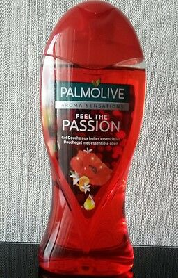 gel douche Palmolive aroma sensations - feel the passion - 250 ml