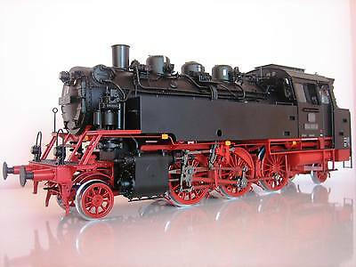 Märklin 55641 1 Gauge Steam Locomotive BR 064 Digital MFX SOUND ORIGINAL BOX TOP