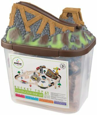 KIDKRAFT Metropolis Train Table Train Set - TRAIN SET ONLY - NO ...