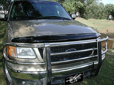 Stampede Truck Accessories 318-2 Smoke Vp Series Hood Protector