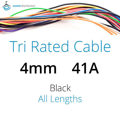 10M Brown 1.5mm 21Amp 12v Automotive Cable Wire Marine