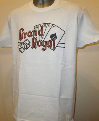 Grand Royal Record Label Cards T Shirt Retro Hip Hop Rap Music W234 Beastie Boys