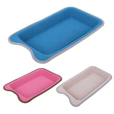 Rectangle Shape Cat Kitten Pet Claw Board Pad Scratcher Bed Mat Scratch Care Toy