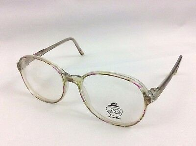 Vintage Eyewear -liberty collection 7 53-20  glasses frames - retro 80s style