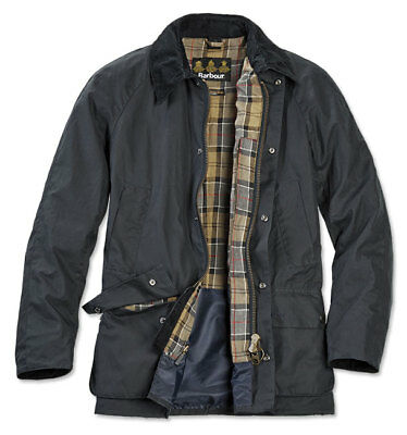Barbour Men's  Ashby Waxed Jacket XX-Large