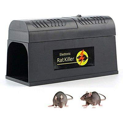 High Traps Voltage Electronic Shock Rat Killer, Mouse Rodent