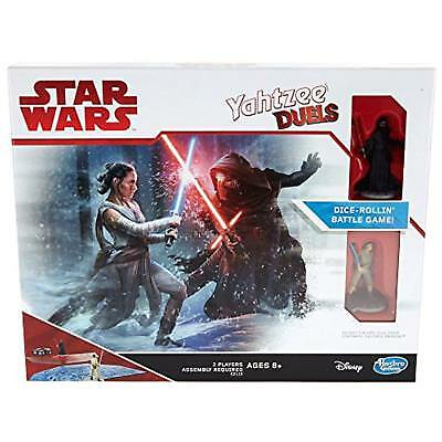 Star Wars Yahtzee Duels Updated Classic Family Fun Board Game Hasbro HSBC2110