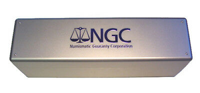 New NGC Box - HOLDS 14 SLABBED Double Thick NGC COINS