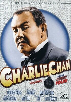 Charlie Chan Collection, Vol. 5 [8 Discs] (DVD Used Like New)