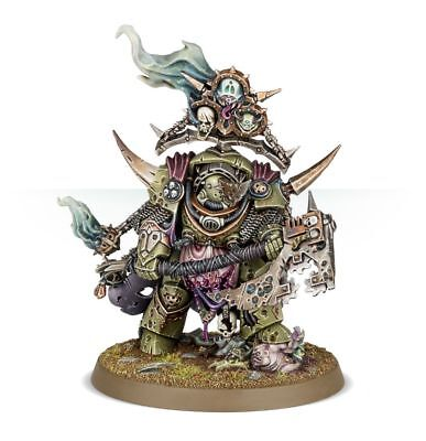 FREE POSTAGE! Death Guard Lord of Contagion terminator warhammer blightlord