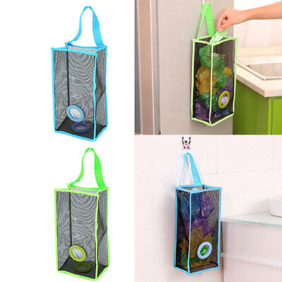 Hanging Mesh Net Carrier Bag Storage Holder Dispenser Recycle Bags Kitchen  sc 1 st  PicClick UK & HANGING MESH NET Carrier Bag Storage Holder Dispenser Recycle Bags ...