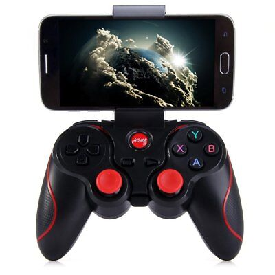 T3 Wireless Bluetooth Game Controller Gamepad for TV Box PC iPhone Android Phone