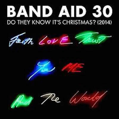 Band Aid - Do They Know Its Christmas? (2014) - BRAND NEW AND SEALED CD SINGLE