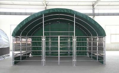 Livestock Shelter Sheds Farm Storage Building Horse Sheep Portable Field Shelter