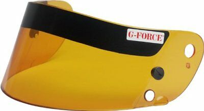 G-Force 8604 Pro Fit Amber Helmet Shield