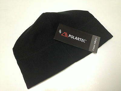 10 Unisex Black Military Polartec Micro Fleece Cap Polartec Hat Beanie