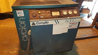 CompAir Cyclone 6000 20 HP Rotary Screw Air Compressor - REDUCED!!