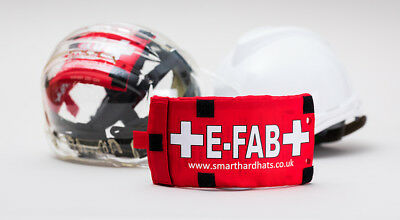E-FAB First Aid Kit for Hard Hats