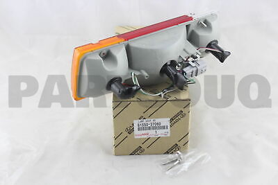 8155037060 Genuine Toyota LAMP ASSY, REAR COMBINATION, RH 81550-37060