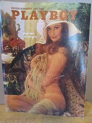 Vintage Playboy Magazine~June 1973~POM Ruthy Ross~Playmate of the Year~More