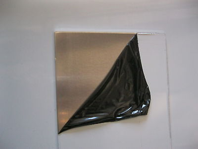 """Aluminum Sheet 5052-H32 .125 1/8"""" 5"""" X 6"""" Clean Strong High Quality Material"""