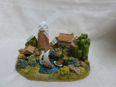 Lilliput Lane The Wind & The Willows 2007 LE The British Collection L3102