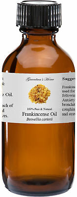 Frankincense Essential Oil - 4 oz - 100% Pure and Natural - Free Shipping