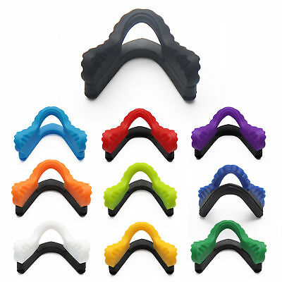 PapaViva Silicone Replacement Nose Piece Pad for-Oakley M Frame Sunglasses